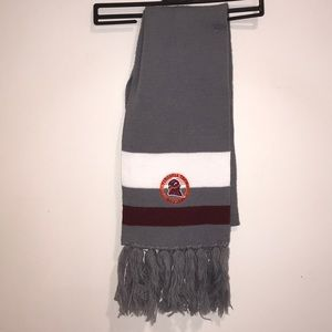 Virginia Tech Hokies Embroidered Unisex Scarf NWT